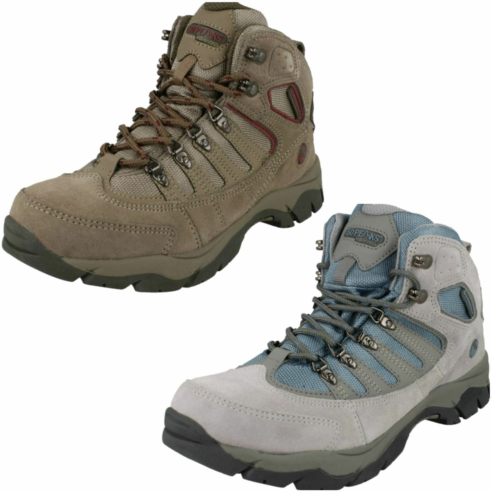 Womens Hi-Tec Waterproof Boots - Mc kinley WP WS