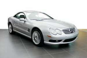 2003 Mercedes-Benz SL SL55 AMG