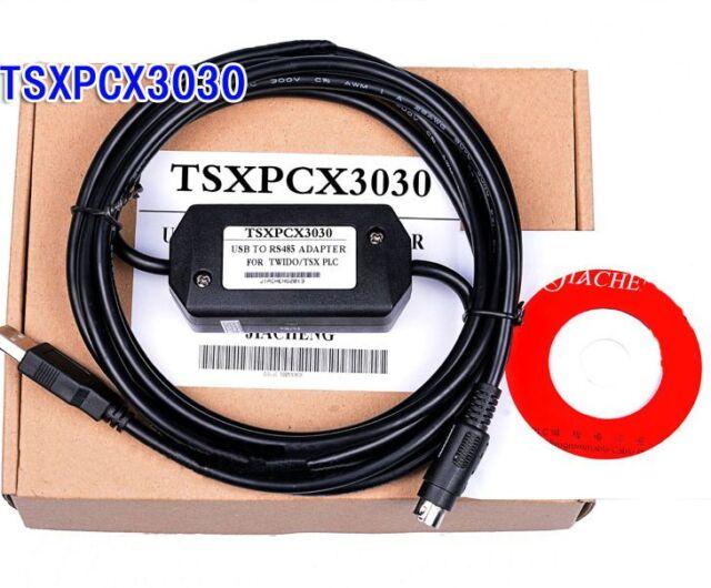 Schneider Modicon TSX PCX3030 TSXPCX3030 485 to USB