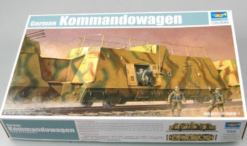Trumpeter 1 35 01510 German Kommandowagen
