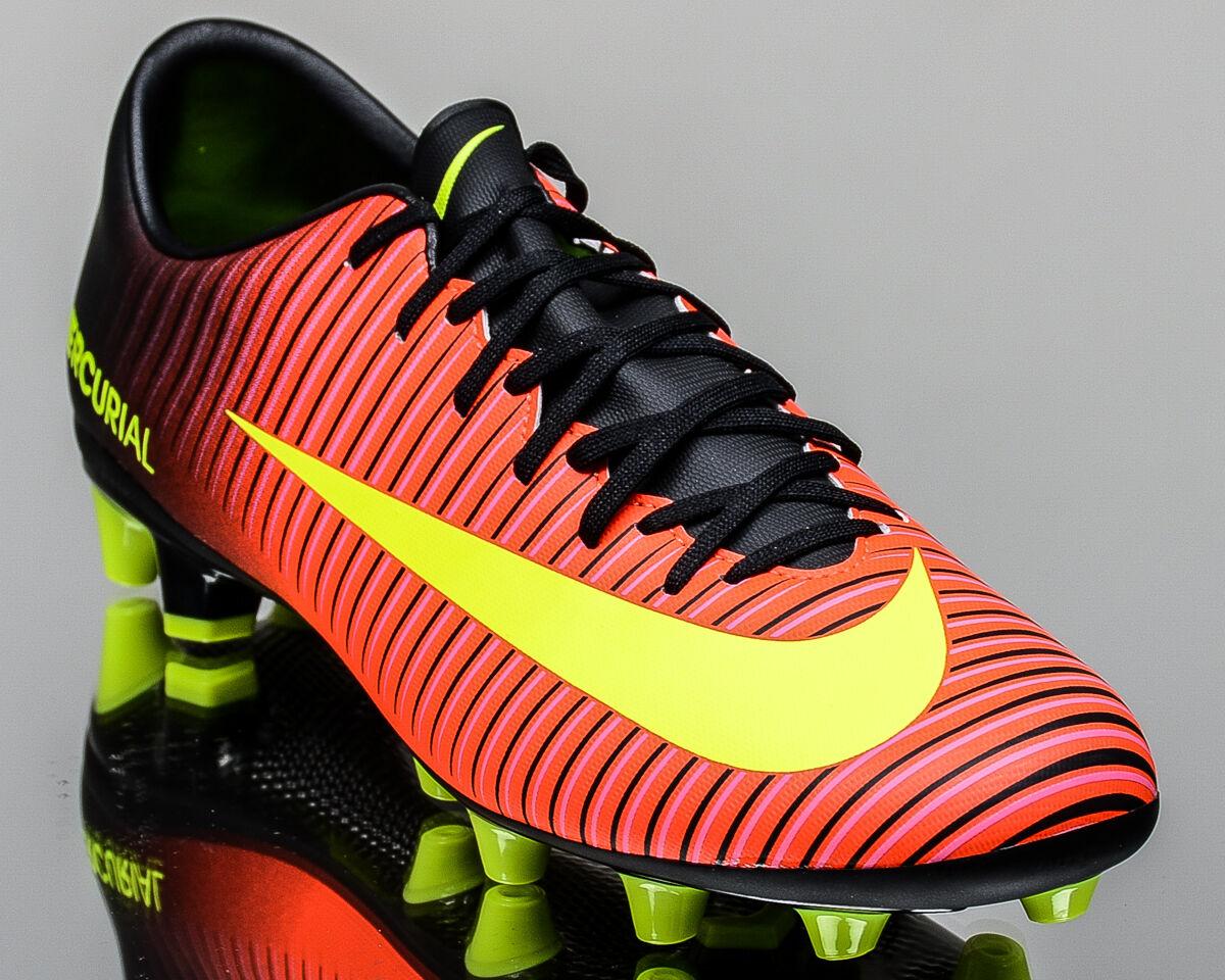 Nike Mercurial Victory VI AG-PRO Hommes soccer cleats football crimson 831963-870