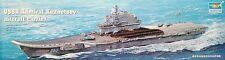 TRUMPETER® 05606 USSR AC Admiral Kuznetsov in 1:350