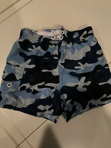 Stripe Mish Boys Boys Board Shorts