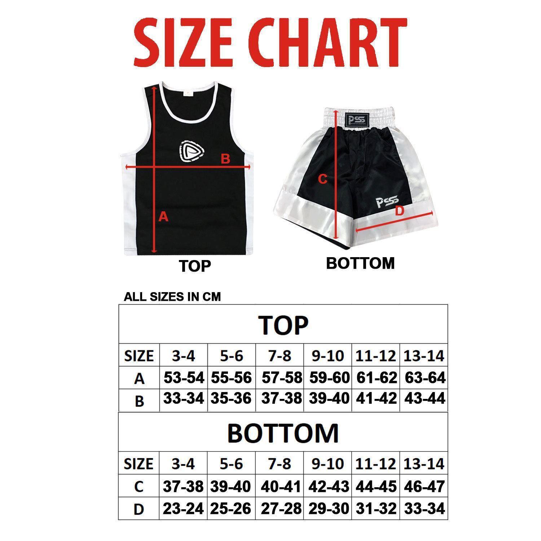 Junior Boxing Set of 3 Boxing Uniform Boxing Glove 1006 1006 1006 Focus Pad 1104 (SET-19) 00c9b5