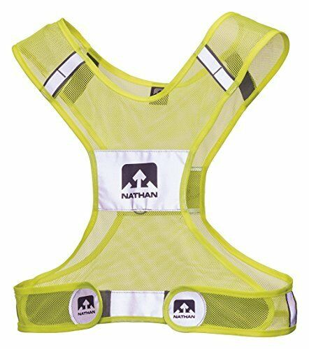 NEW Nathan Streak  Reflective Vest Small Medium FREE SHIPPING lightweight  beautiful