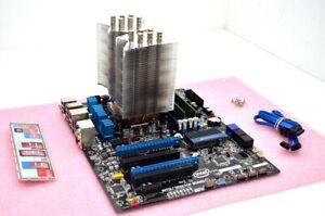 Carte mère Intel DP67BG Extreme serie + CPU i5-2320@3,00GHz + 4GB + panneau