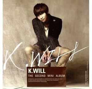 K-Will-Gaseum-I-Ttwinda-New-CD-Extended-Play