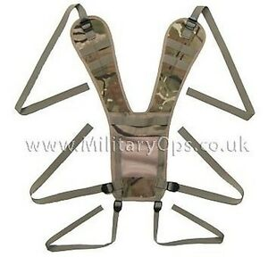 PLCE Webbing YOKE HARNESS MULTICAM MTP NEW PARA SAS SBS | eBay