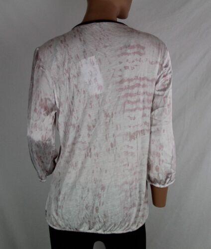 Camicia e Donna Cord Camicia Con Rosa Bommel Scuro Biba BBwqHr