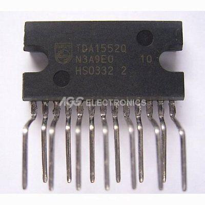 TDA 1552Q Circuito integrato 2 canali x 20W Amplificatore TDA1552Q