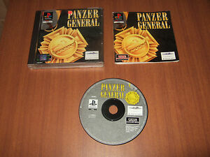 Panzer-General-fuer-Playstation-1-PS1