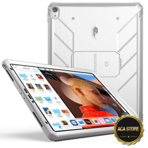 los angeles d943d 98ff5 Details about Case For Apple iPad Pro 12.9 2018 Tablet [Drop Protective]  Hard Cover White