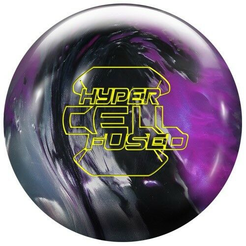 redo Grip Hyper Cell Fused 14 lb bowling ball with 3-3.5  pin