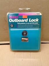 OUTBOARD MOTOR LOCK 74036 FITS MERCURY MARINER OPTIMAX 75HP AND LARGER ENGINES