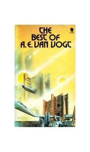 Best of A.E.Van Vogt by Vogt, A. E. van Paperback Book The Cheap Fast Free Post