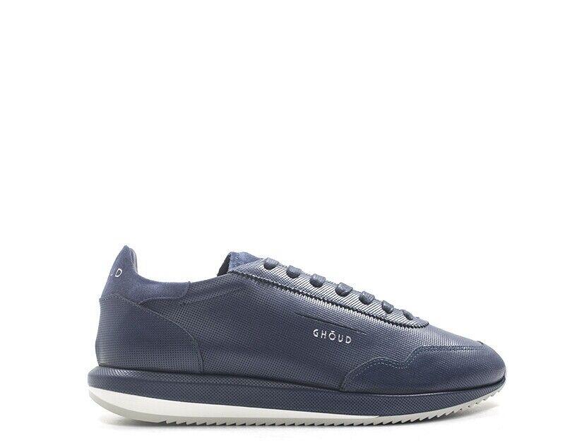 Zapatos ghoud hombre azul naturaleza cuero g 02 mhsnn