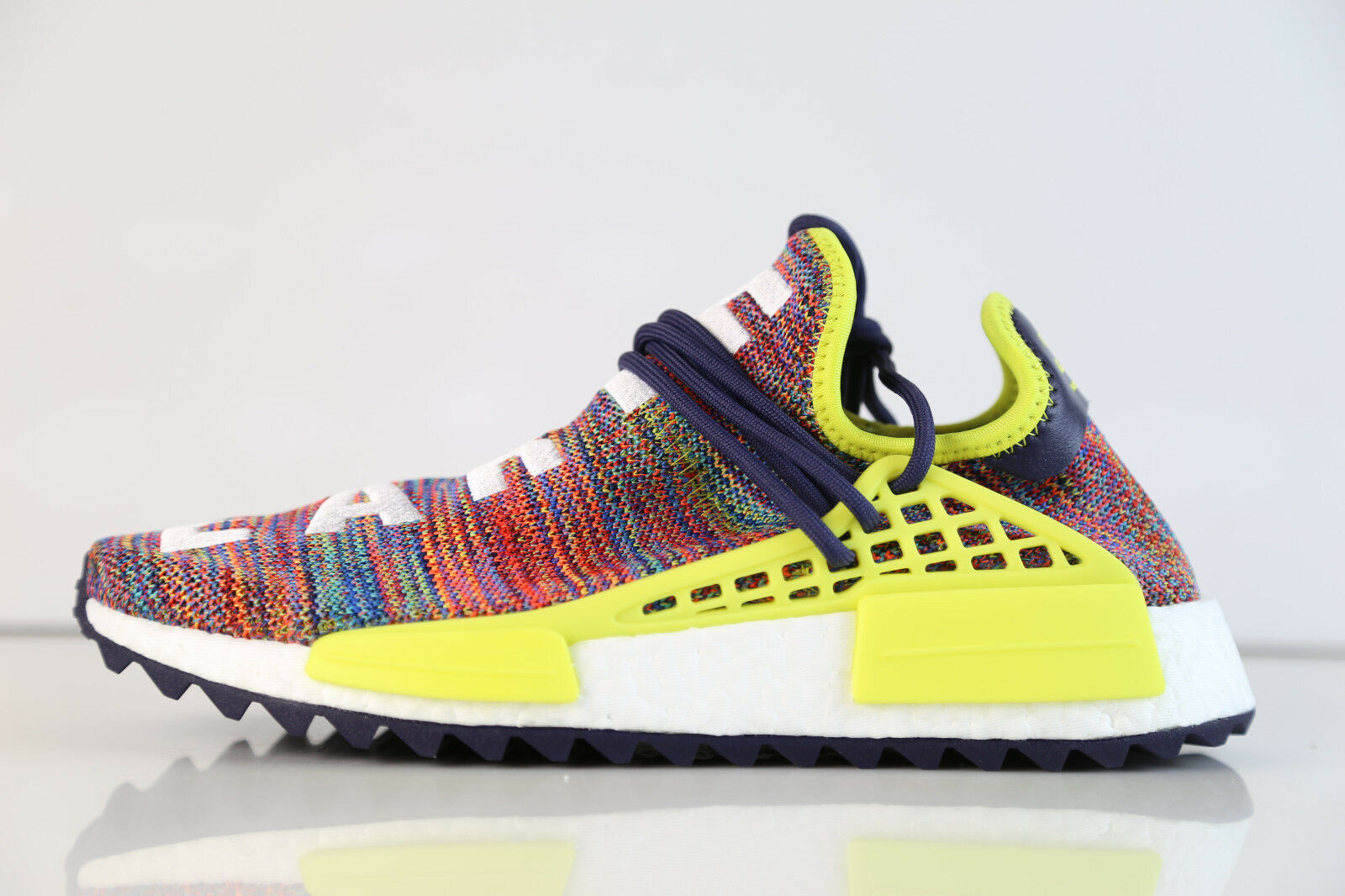 Adidas Pharrell Williams Human Race NMD TR Trail Multicolor AC7360 5-12 multi pw