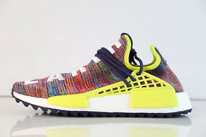low priced deaf3 94d5c Details about Adidas Pharrell Williams Human Race NMD TR Trail Multicolor  AC7360 5-12 multi pw