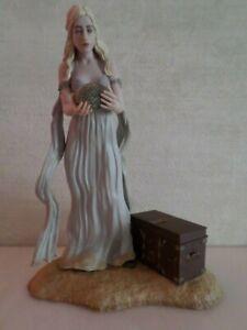 Game Of Thrones beeldje Daenerys Targaryen Figure Dark Horse Deluxe HBO