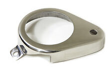 """Stainless"" COVER for Rocker Foot Clutch on Harley Knuckle UL Pan Shovel"