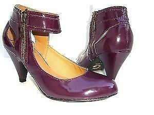 G by Guess Donna Gilana Dark Red Pelle Pump 6.5