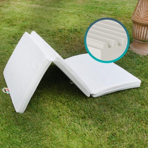 Mattress Bed Futon Wave Folding Single 80x200 Mattress Space-Saving