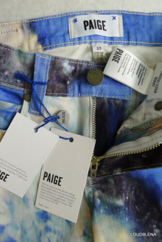 Gemstone Skinny Made Usa Verdugo Ultra 23 Nwt Sz Blue Paige 25 In Anthropologie Fw1qxaAp