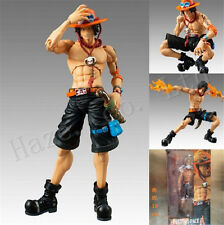 Vivid One Piece Portgas·D· Ace 7'' PVC New Box Complete Figure Toys Gift
