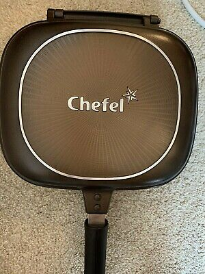 11.5 Chefel Double Sided Pressure Pan