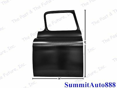 55 56 57 58 59 Chevy Pickup PU Truck Custom Door Shell w/o Hole LH CPDR5559-20L