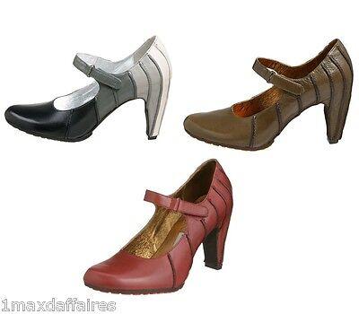 TSUBO Escarpins ACREA Plusieurs Tailles et Couleurs Chaussures NEUVE Talon Women