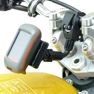 T4B7 noir Montre etanche pour le guidon de moto Accessoires de moto