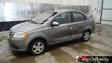 2010 Chevrolet Aveo SP 4 door