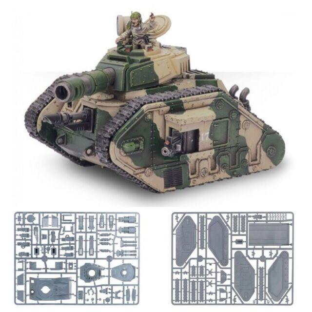Astra Militarum Imperial Guard LEMAN RUSS TANK - New & on Sprue 40K