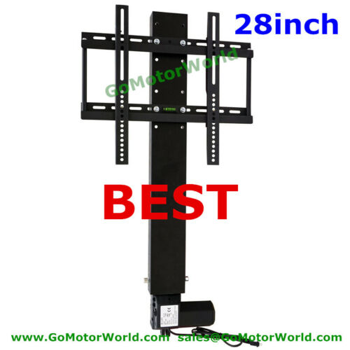 """TV Motorized Vertical Stand Lift 39/"""" to 67/"""" Height Adjustable free shipping"""
