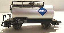 Älterer HO Märklin Güterwagen H0 Kesselwagen ARAL - Aus Sammlung