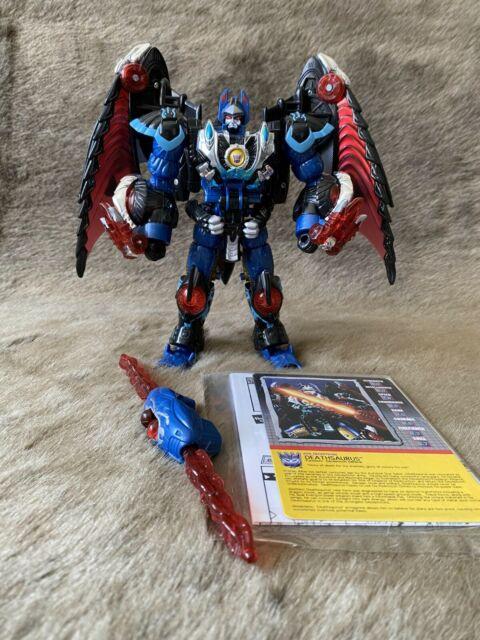 Transformers Botcon 2005 Timelines Deathsaures Dezarus Descent into Evil