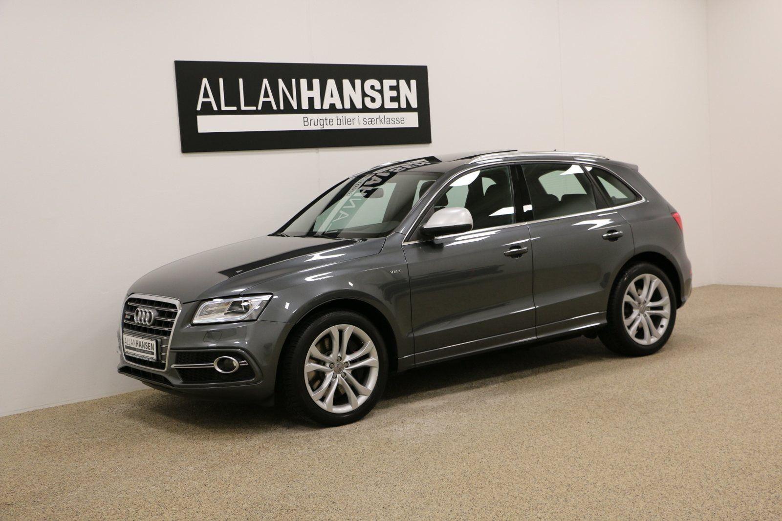 Audi SQ5 3,0 TDi 313 quattro Tiptr. 5d - 639.900 kr.