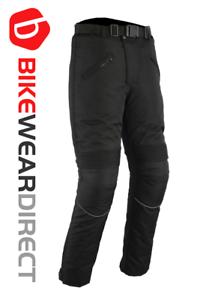 b4f1d2a5c5a6d La imagen se está cargando Moto-Impermeable-Pantalones-Motociclista-Scooter- Negro-Pantalones-Proteccion-