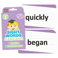 Sight Words Flashcards, Third Grade Learning Education - Flash Card