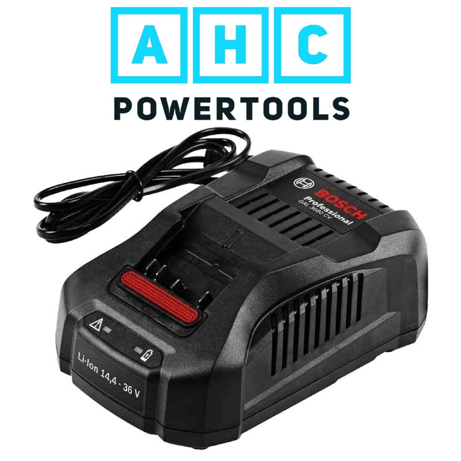 Bosch GAL 3680 CV Battery Charger Multi-Volt Professional (14.4 - 36V)