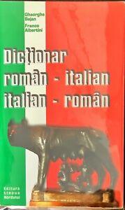 DICTIONAR ROMAN-ITALIAN/ITALIAN-ROMAN - BEJAN, ALBERTINI - NORDULUI