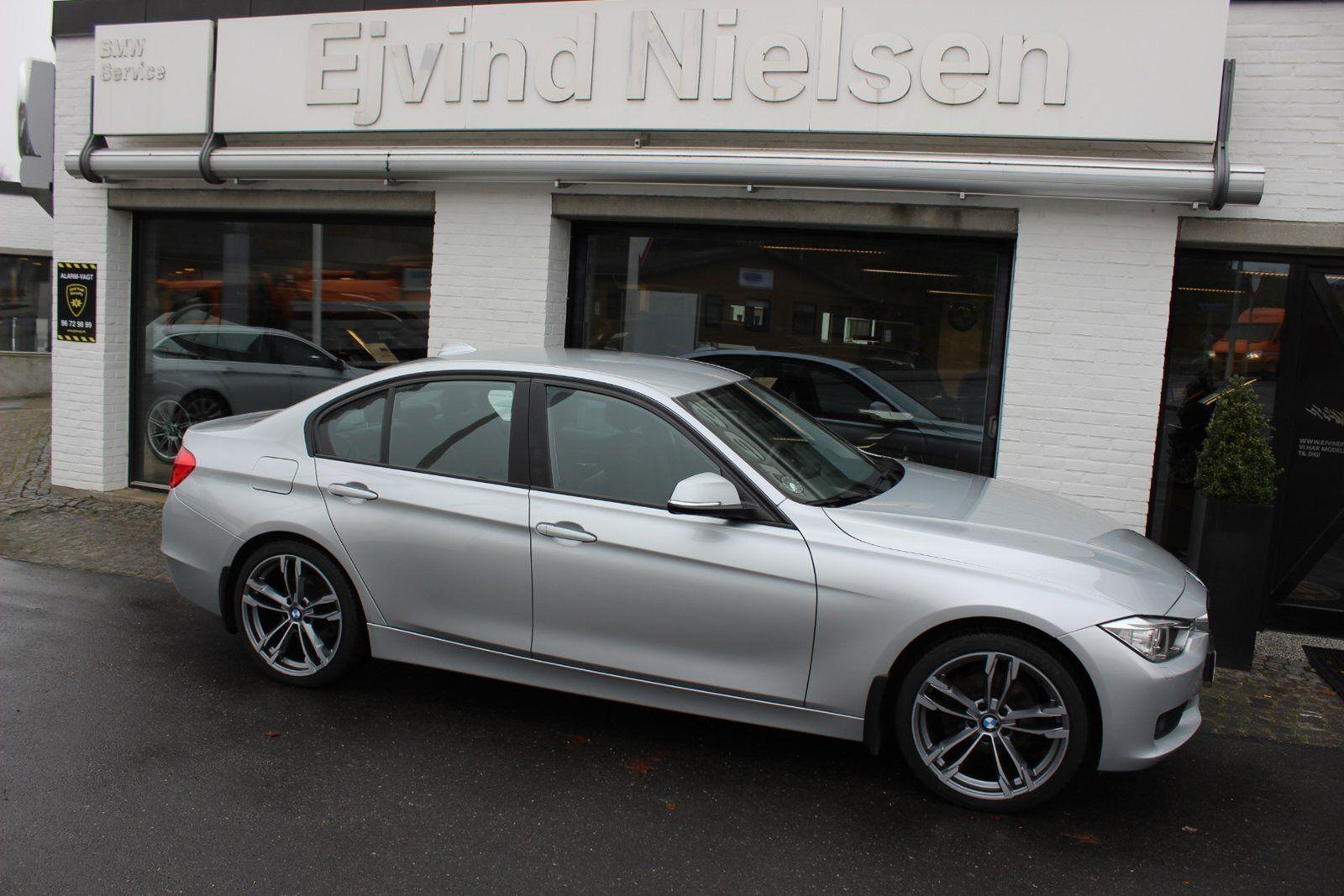 BMW 318d 2,0  4d - 229.900 kr.