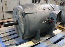 60 Hp Dc Westinghouse Electric Motor 1750 Rpm 405a Frame Dp 500v