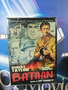 BATAAN - (1943)   ** A&R Productions *DvD *....NUOVO
