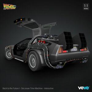 Back to the Future DeLorean 1:1 INTERACTIVE ULTRA RARE VeVe NFT