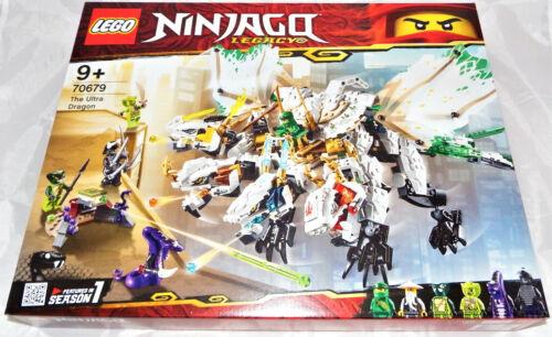 LEGO Ninjago 70679 Exclusive Der Ultradrache Drachenköpfe Ninja Spielzeug Neu
