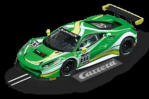 Carrera Evolution 1 32 Slot Car 27579 Ferrari 488 GT3 Rinaldi Racing No.333 NEW