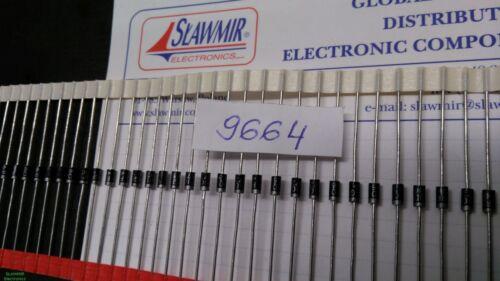 General Semi RGP10D Diode 1.0A200V150NS DO41 Neuteil LOT-100pcs
