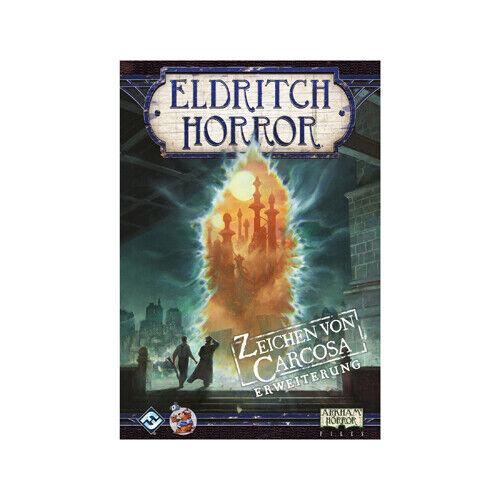 Eldritch Horror deutsch Zeichen von Carcosa Erweiterung